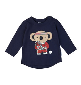 Huxbaby Tennis Koala Top Navy