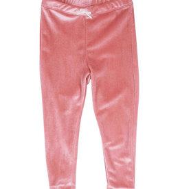 Pink Chicken Velour Legging Rapture Rose