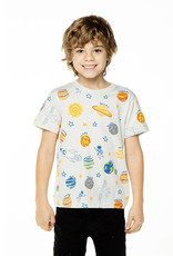 Chaser Brand Planets Tee
