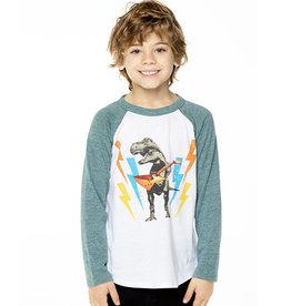 Chaser Brand Dino Rocker Shirt