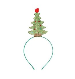 Bari Lynn 3D Christmas Tree Headband