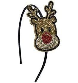 Bari Lynn Reindeer Headband