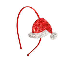 Bari Lynn Santa Headband
