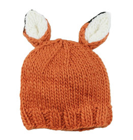 Blueberry Hill Knit hat - Fox