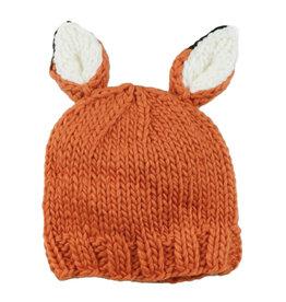 Blueberry Hill Knit hat - Fox