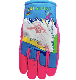 Freezy Freakies Alpine Color Changing Gloves  - Small