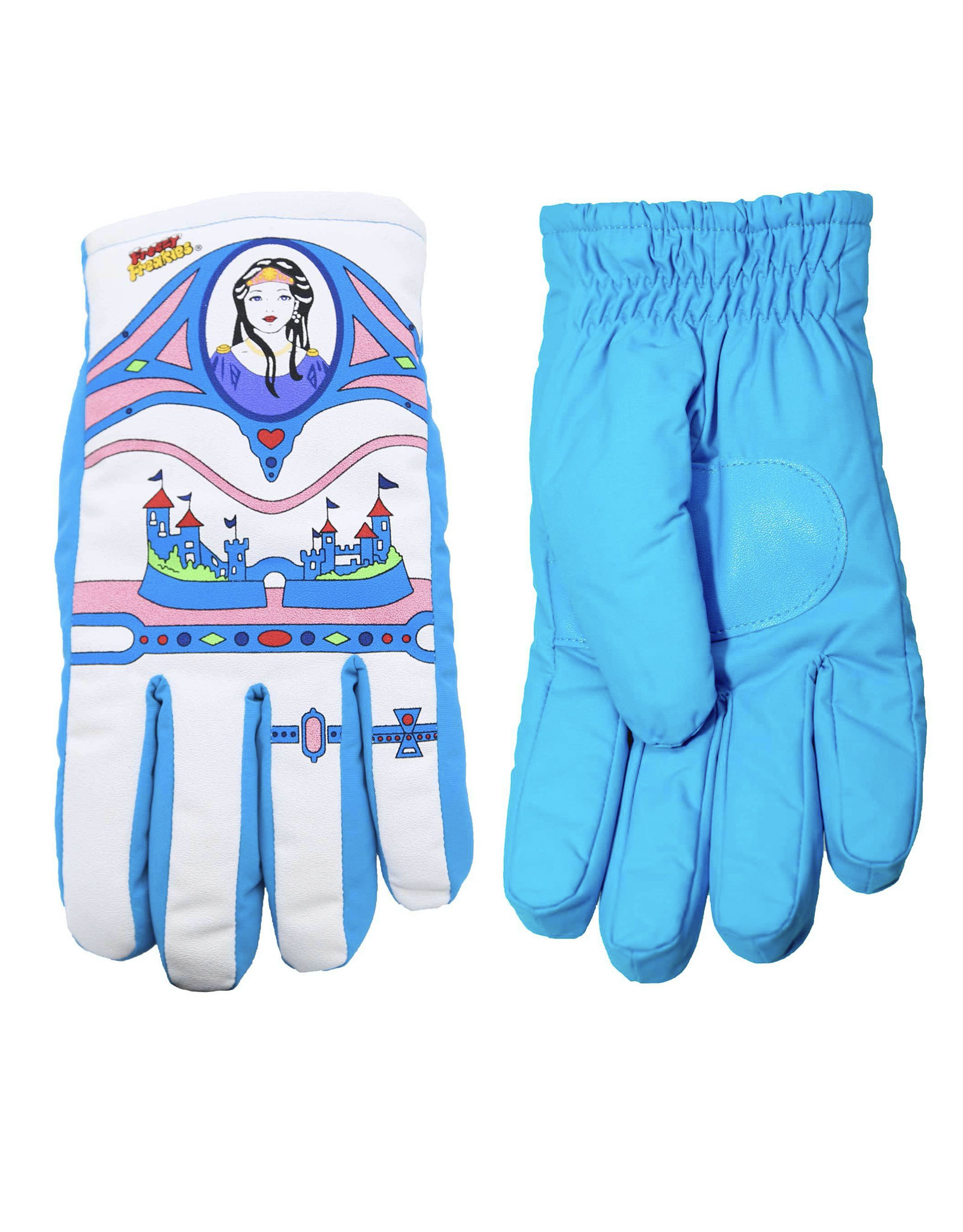 Freezy Freakies Empress Color Changing Gloves  - Small