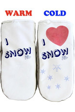 Freezy Freakies I Heart Snow Color Changing Gloves Medium