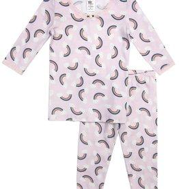 Esme Shimmer Rainbow Pajamas