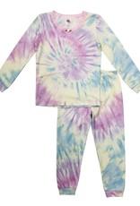 Esme Shimmer Tie Dye Pajamas