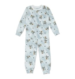 Esme Wolf Pajamas Set