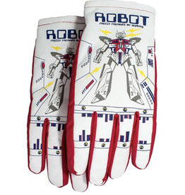 Freezy Freakies Robot Color Changing Gloves Large