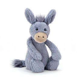 Jelly Cat JC Bashful Donkey Medium Blue