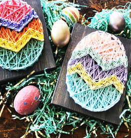 Strung By Shawna String Art Kit - Easter Egg
