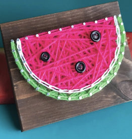Strung By Shawna String Art Kit - Watermelon