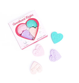 Feeling Smitten Valentine Sweetheart Fizzies Gift Set