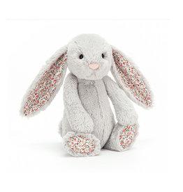 Jelly Cat Blossom Silver Bunny Medium