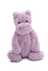 Jellycat Bashful Lilac Hippo medium