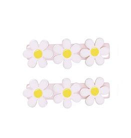 Lillies & Roses Daisy Centipede Alligator Clip