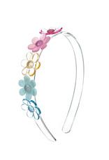 Lillies & Roses Daisy Centipede Headband- Multi