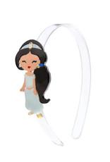 Lillies & Roses Headband Cute Doll w/ Genie