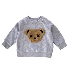 Huxbaby HuxBear Applique Sweatshirt