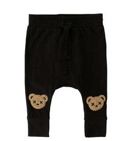Huxbaby Huxbear Knee Applique Drop Crotch Pant