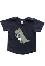 Huxbaby Dino Tee (Midnight)