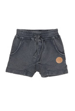 Huxbaby Charcoal Slouch Short
