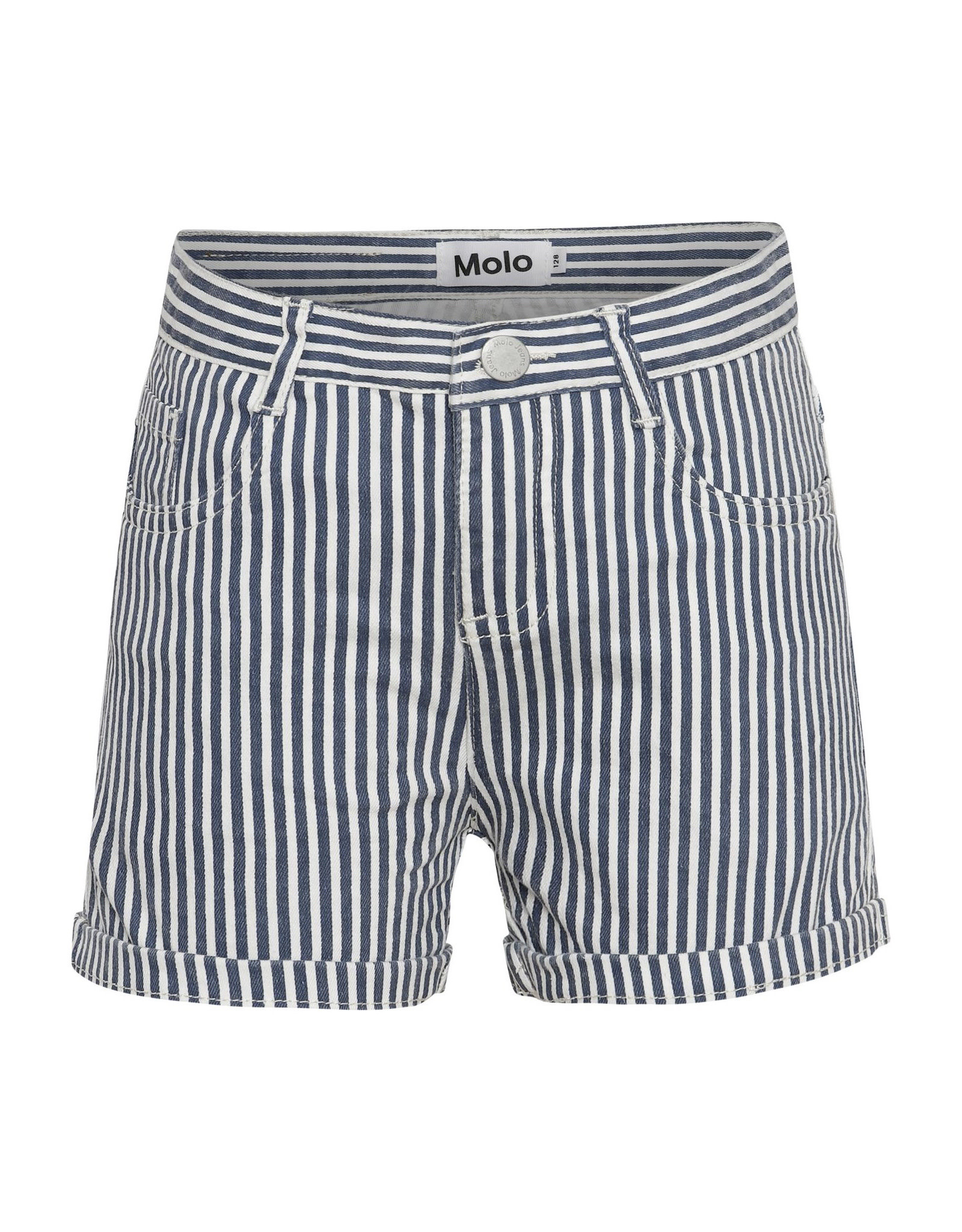 Molo Audrey Eclipse Stripe Shorts