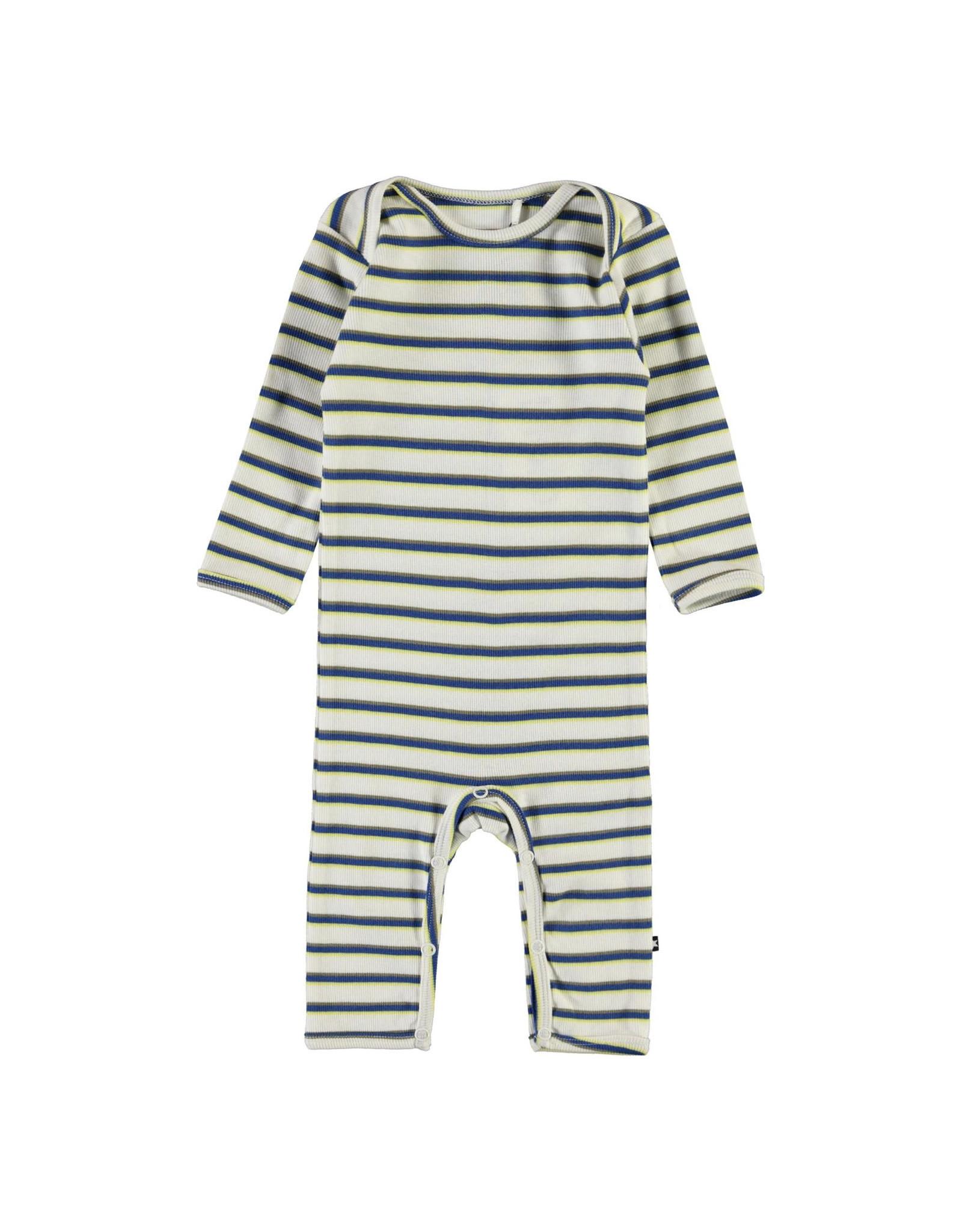 Molo Faso Four Stripe Bodysuit