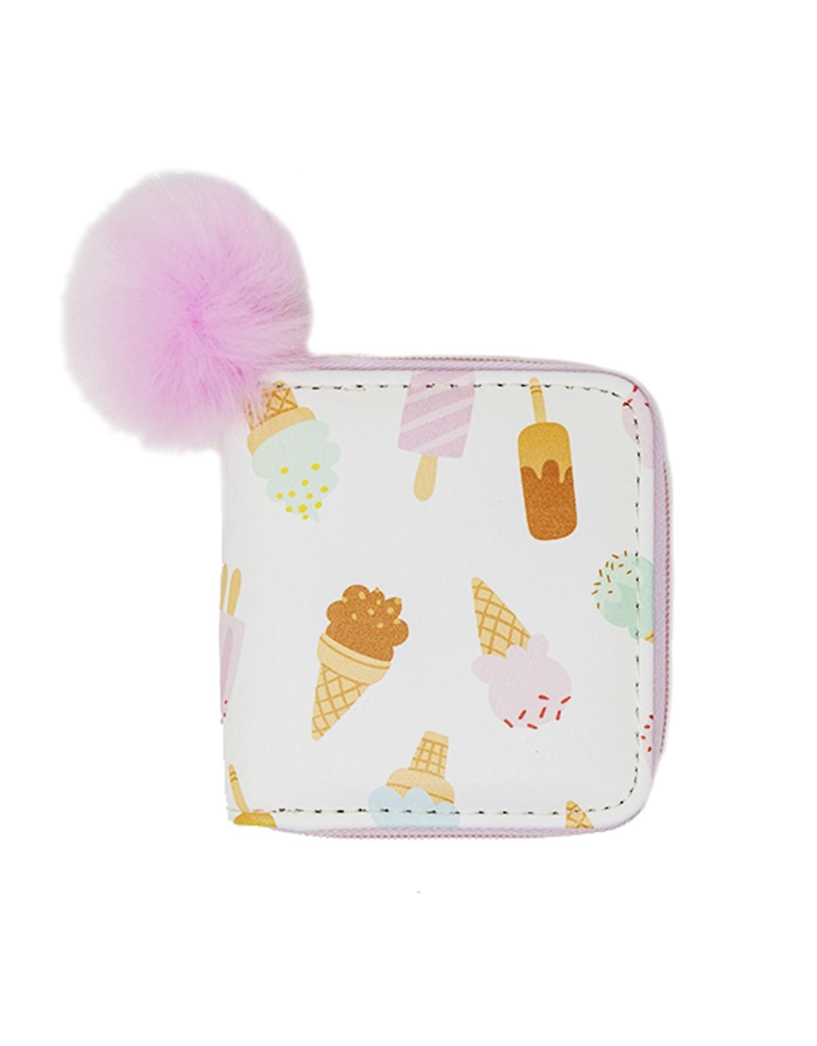 Tiny Treats & Zomi Gems Ice Cream Wallet