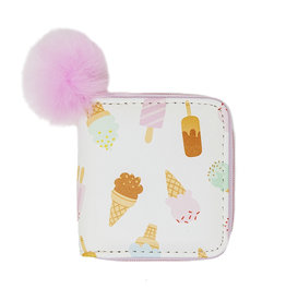 Tiny Treats & Zomi Gems Ice Cream Wallet