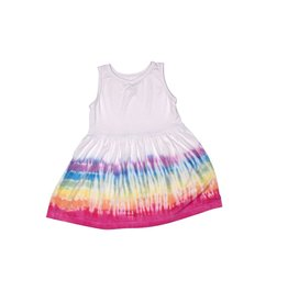 Fairwell Dancer Dress Lilac Rainbow