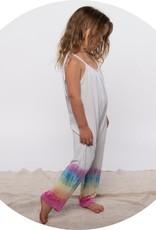 Fairwell Kindness Romper Lilac Rainbow