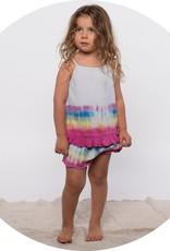 Fairwell Bliss Tank Lilac Rainbow
