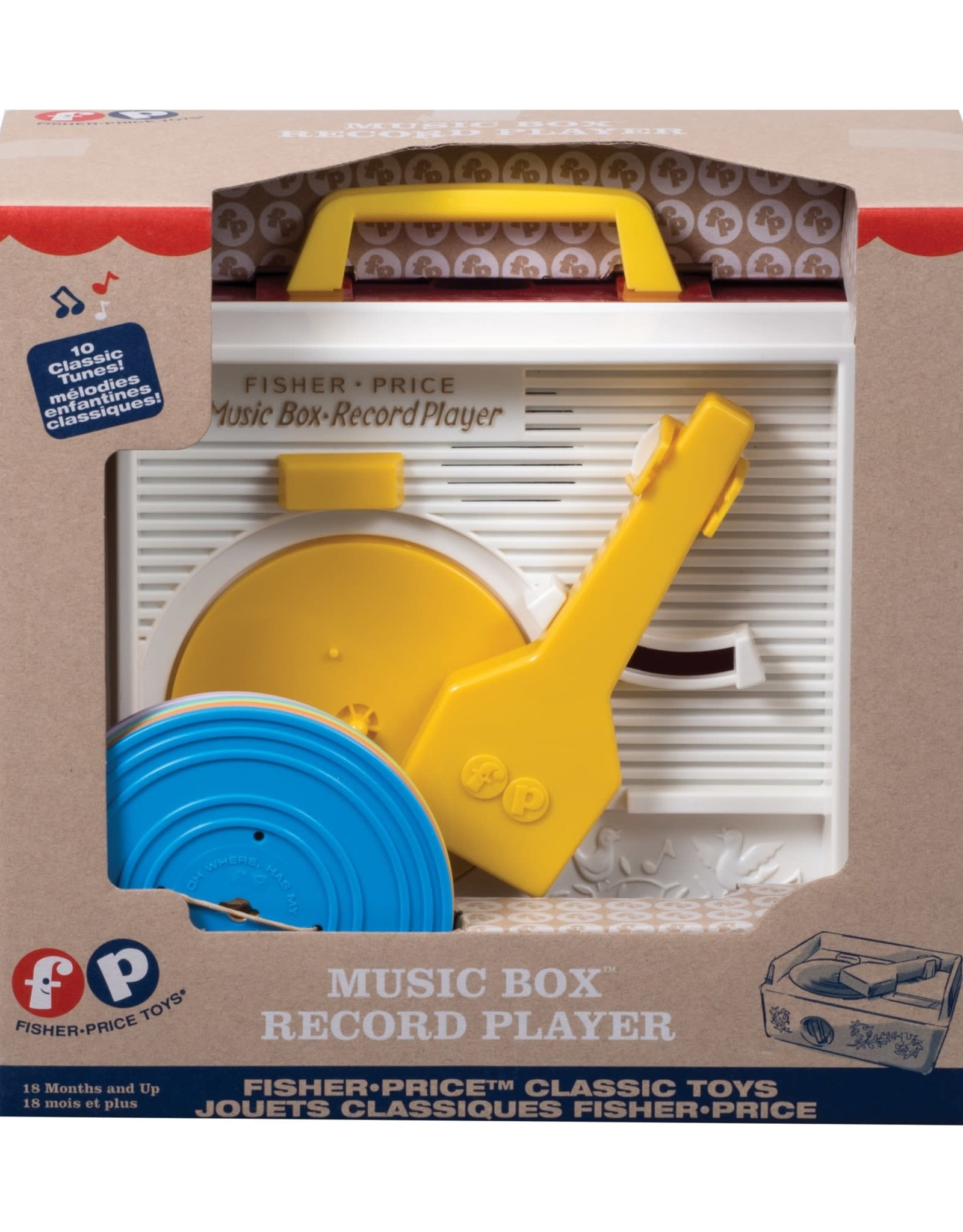 Schylling Price Record Player