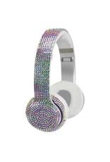Wireless Express Iridescent Bling Bluetooth Headphones