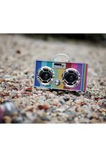 Wireless Express Rainbow Bling Bluetooth Boombox
