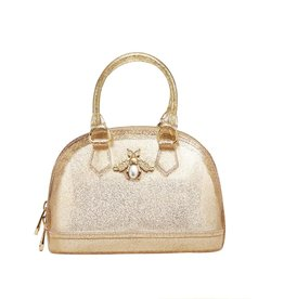 Gold Jelly Bee Bowling Bag