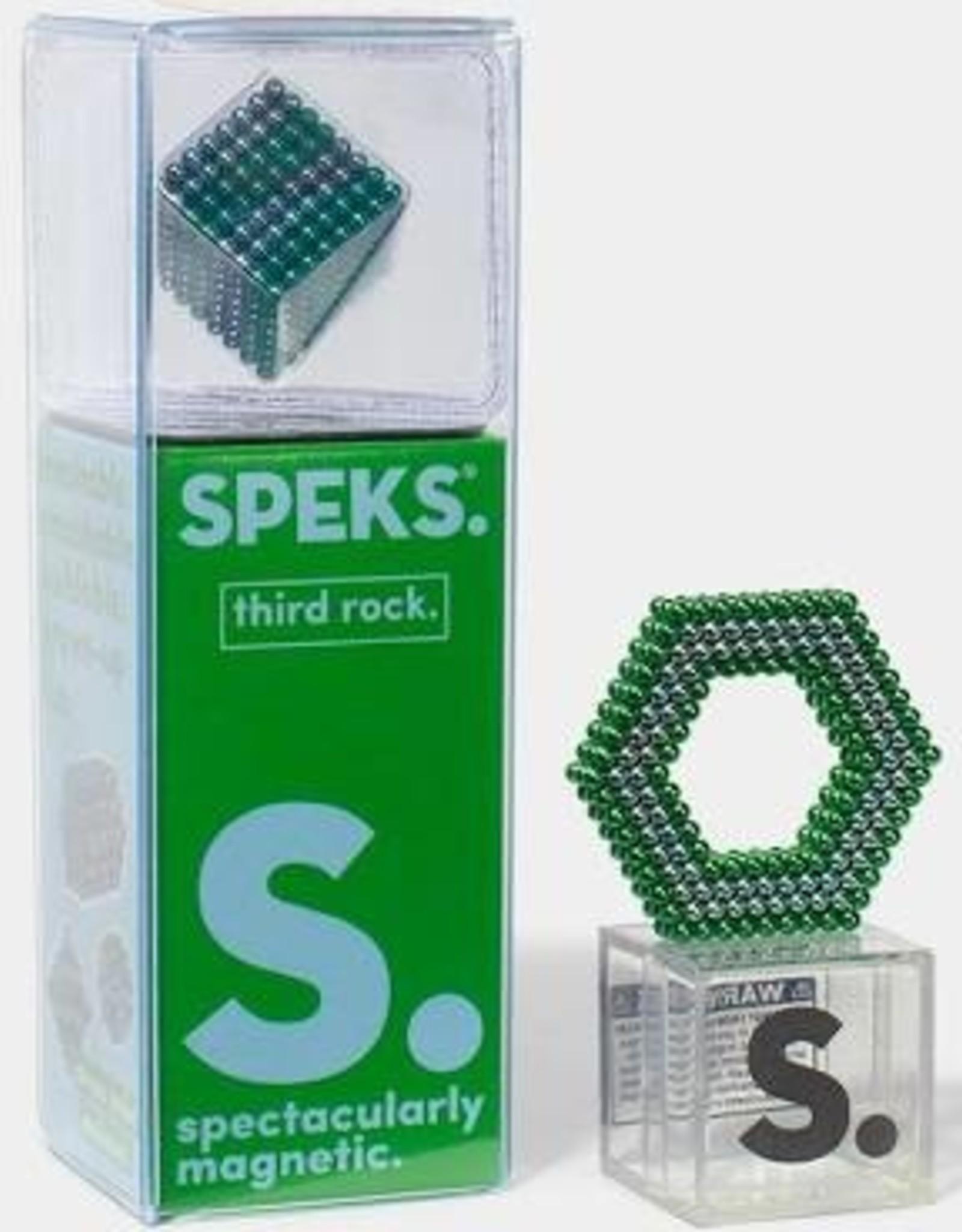 Speks SPEKS Third Rock