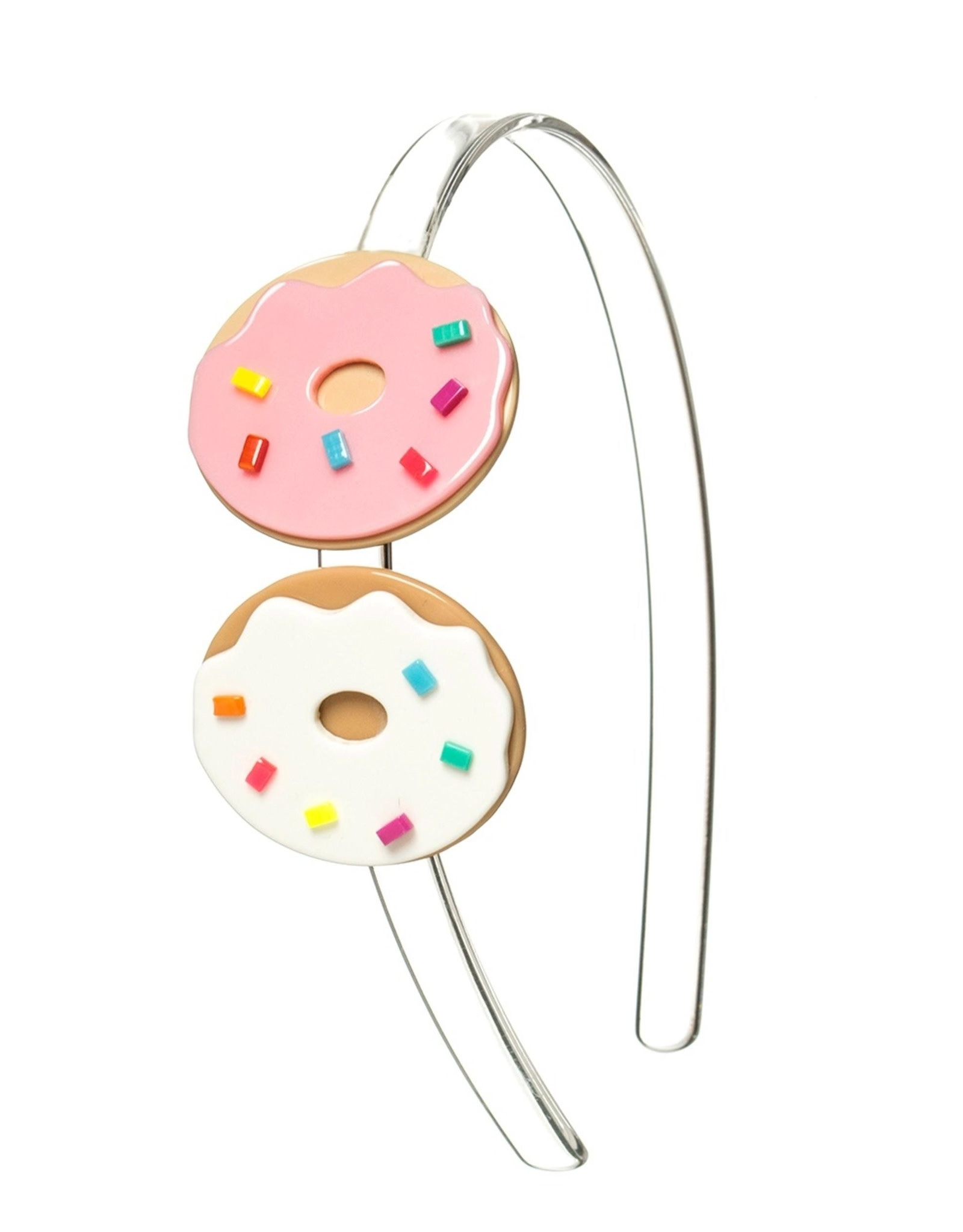 Lillies & Roses Donuts Headband