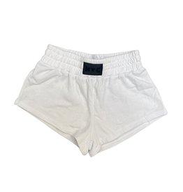 KatieJnyc Londyn White Shorts