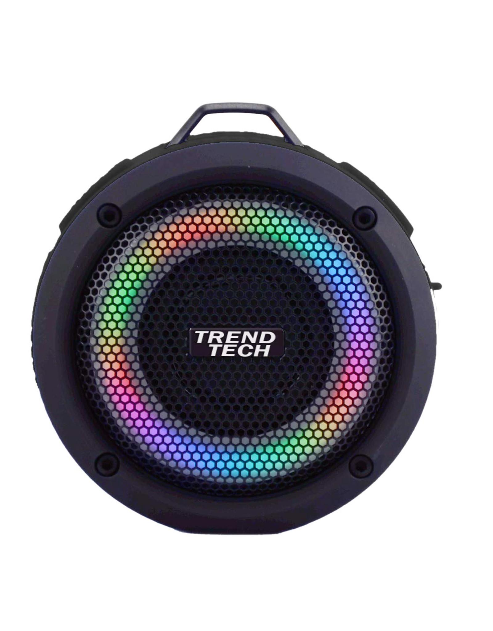 Wireless Express Dorm Blaster Waterproof LED Speaker