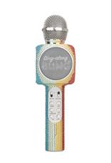 Wireless Express Rainbow Bling Bluetooth Microphone
