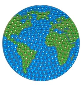Sticker Beans Earth
