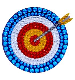 Sticker Beans Bullseye