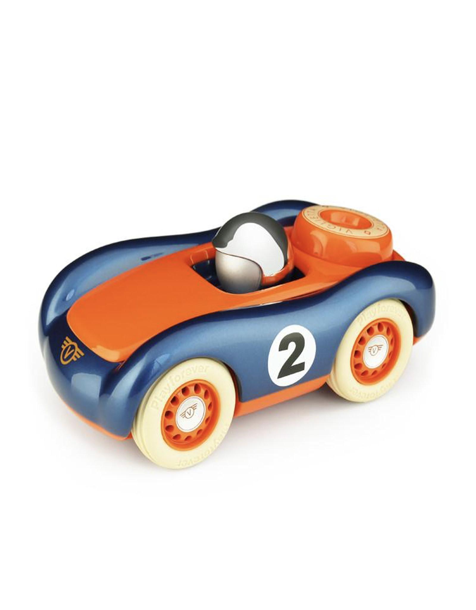 Playforever Viglietta Blue & Orange