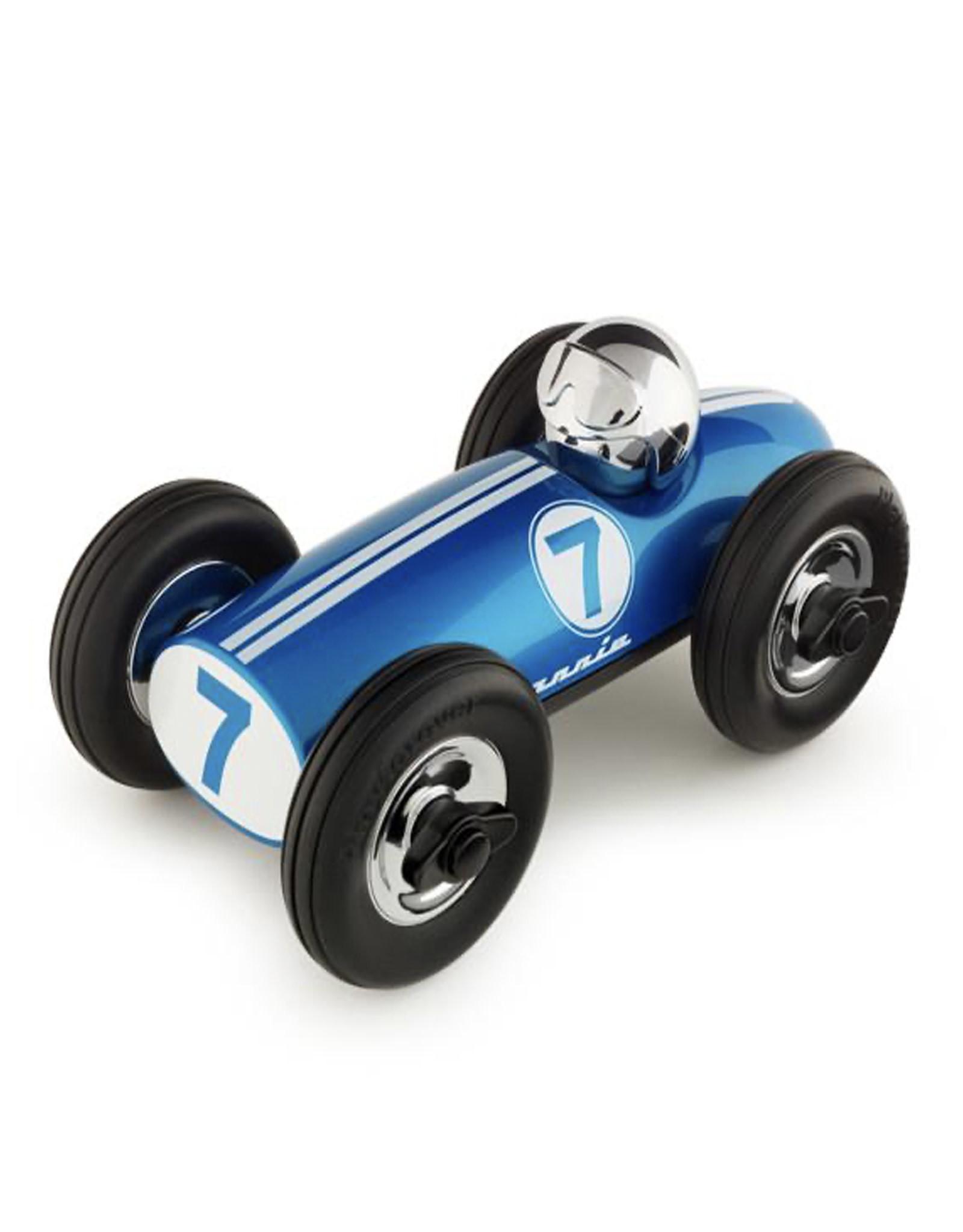Playforever Bonnie Blue/Chrome Midi Car