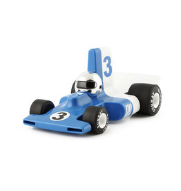Playforever Playforever Velocita Blue/Chrome Car